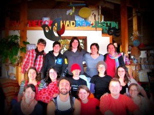 groundwork retreat 2011